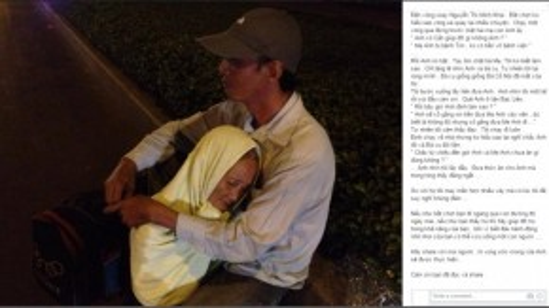 Những hình ảnh dễ mủi lòng này không khó để tìm thấy trên đường phố Sài Gòn và liên tụcđược cộng đồng mạng tích cực kêu gọi giúp đỡmặc dù đã được xác minh là lừa đảo.