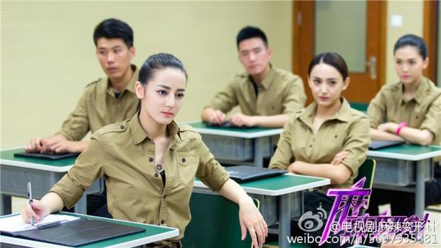 Rộ tin mỹ nhân 2 mặt thay Dương Mịch đóng Thập lý đào hoa