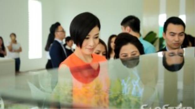 """Hơn 15 năm đóng phim TVB, Xa Thi Mạn chiếm được cảm tình của khán giả từ 8x đến 9x Việt qua nhiều vai diễn thành công ở những bộ phim: """"Ỷ thiên đồ long ký"""", """"Thâm cung nội chiến"""", """"Cung tâm kế"""", """"Sứ đồ hành giả""""…"""