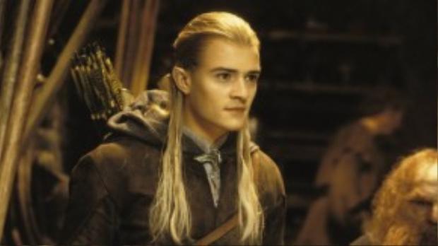 Hoàng tử Legolas - The Lord of the Rings và The Hobbit.