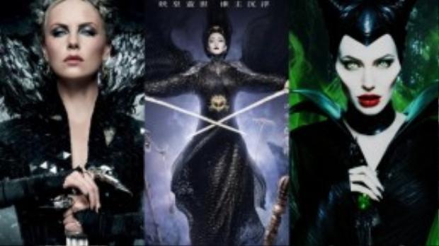 Bạch Cốt Tinh như phiên bản hòa trộn của hoàng hậu Ravenna (Snow White and the Huntsman) và Maleficent.