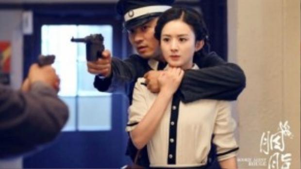 Cô gái thời Dân quốc trong Yên chi