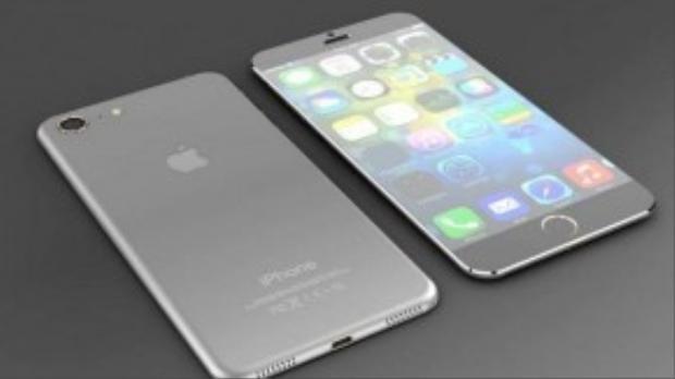 Cũng là một thiết kế tràn cạnh, tuy nhiên nhà thiết kế Sahanan Yogarasa lại đem đến một góc nhìn khá giống với thiết kế của iPhone 6 hiện nay. Có chăng, đường nét thiết kế và các vị trí trên khung máy được tạo hình mỏng và mềm mại hơn.