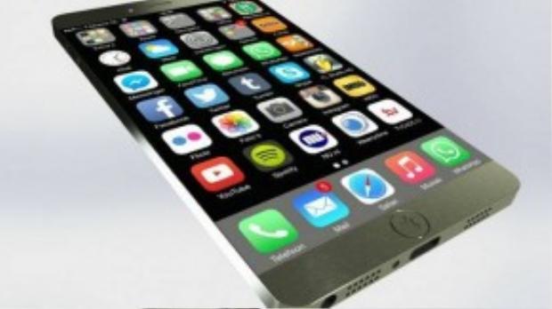 Một ý tưởng của nhà thiết kế Jan-Willem Reusink. Sự góc cạnh, thô cứng với chất liệu kim loại đi ngược lại với các thiết kế ôm sát, mỏng manh mềm mại của nhiều mẫu iPhone hiện nay cũng là một thiết kế độc đáo. Tuy nhiên, có lẽ iFan không thích điều này.