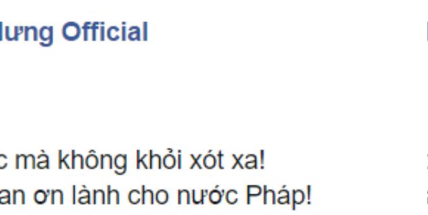 Trang fanpage chính thức của Đàm Vĩnh Hưng cũng không khỏi xót xa khi hay tin dữ.