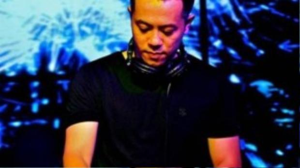 DJ Hoàng Anh - Tên tuổi nổi bật của EDM Việt.