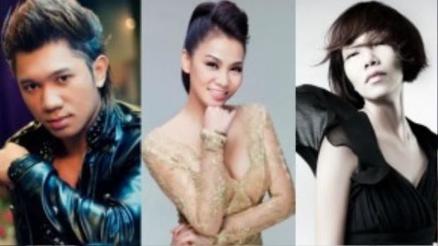 Lương Bằng Quang, Thu Minh và diva Trần Thu Hà là các ca sĩ đi tiên phong trong việc thực hiện album nhạc điện tử.