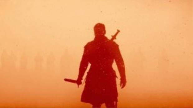 Macbeth cô độc đương đầu với trận chiến sau cùng.