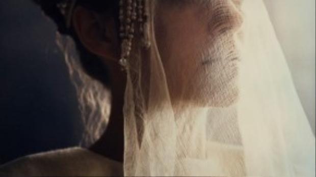 Marion Cotillard trong vai phu nhân Macbeth.