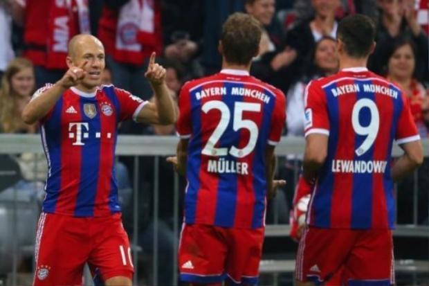 Top 5 bộ 3 cầu thủ đáng sợ nhất châu Âu hiện nay