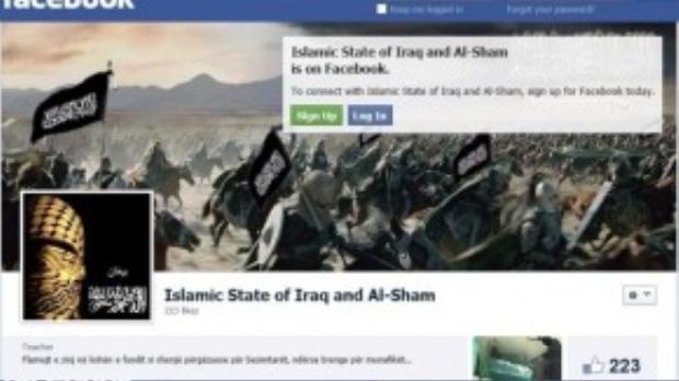 IS tận dụng sự phát triển của mạng xã hội để khuếch trương danh tiếng và thế lực trên toàn thế giới.