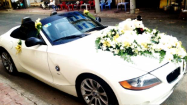 Theo nhiều chủ đầu tư, dịch vụ cho thuê xe cưới với những chiếc siêu sang chỉ để bù đắp mức độ mất giá của xe. Ảnh: NVCC.