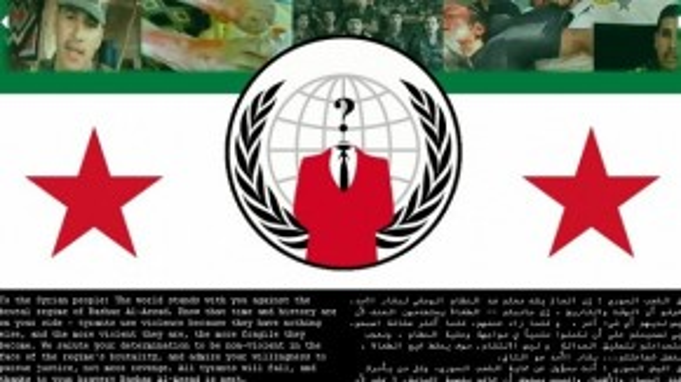 Website của chính phủ Syria bị hack vì sử dụng mật khẩu quá đơn giản.