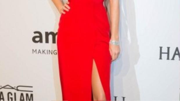 Không chỉ có dáng hình đẹpmà Kendall còn có nhan sắc xuất chúng.