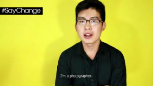Anh chàng nhiếp ảnh gia Đức Thịnh thì hài hước cho rằng là đàn ông không có nghĩa là có máu dê.