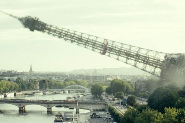 Paris đã bị hủy hoại bao nhiêu lần trên màn ảnh?