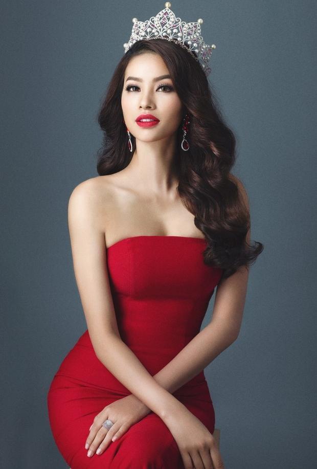 Phạm Hương chính thức được cấp phép dự thi Hoa hậu Hoàn vũ