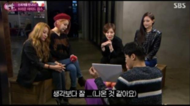 Brown Eyed Girls trong chương trình One Night TV Entertainment.