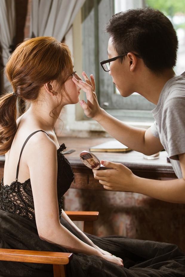 Chi Pu tung MV nhạc phim Yêu đẹp lung linh