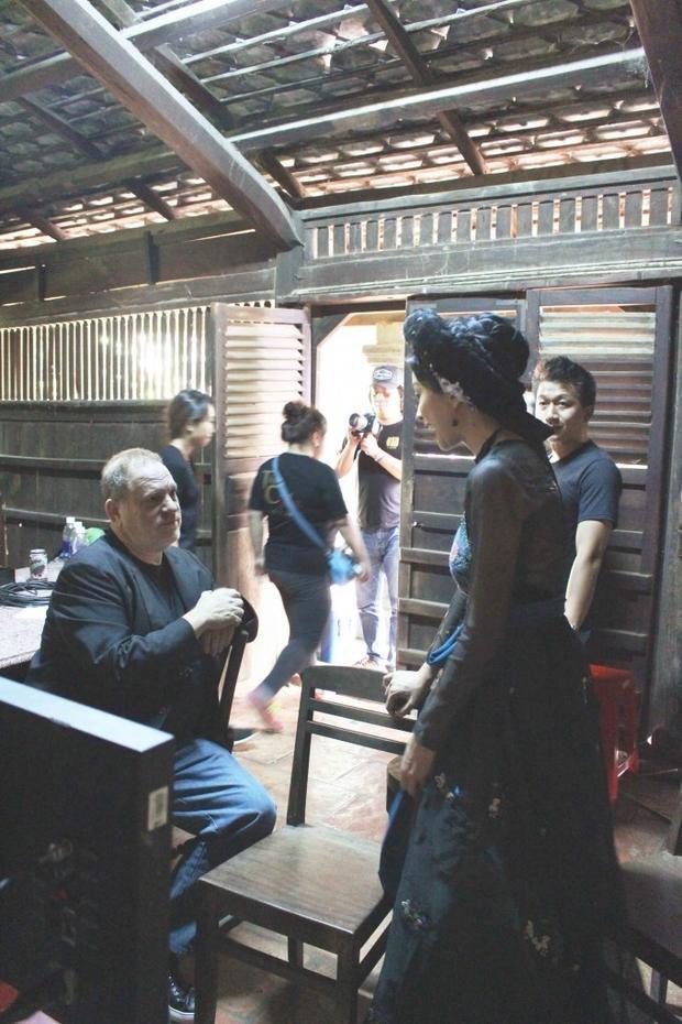 Nhà sản xuất Shakespeare in Love hướng dẫn Ngô Thanh Vân làm phim