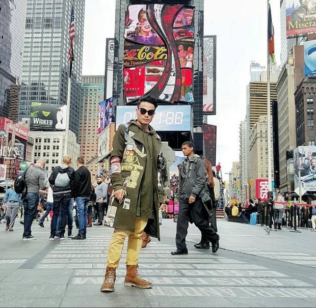 Fashionista Sài thành phát sốt với thiết kế Việt được Alicia Keys chọn mặc