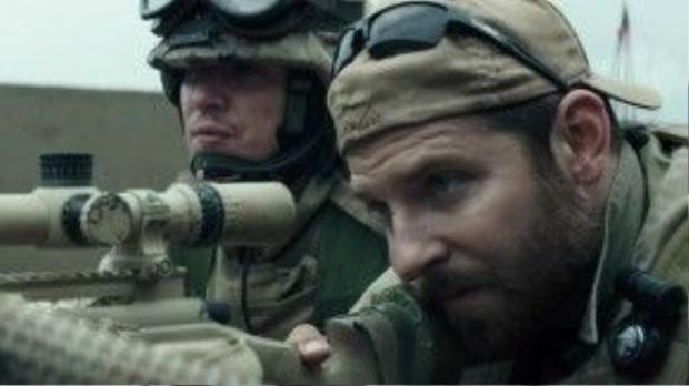 Nghiệp binh của những người lính bắn tỉa trong American Sniper