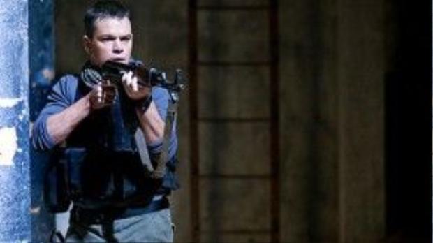 Matt Damon trong Green Zone