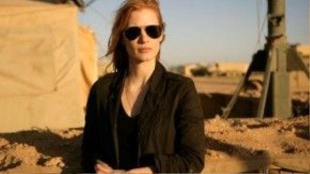 Nữ điệp viên CIA xinh đẹp Maya