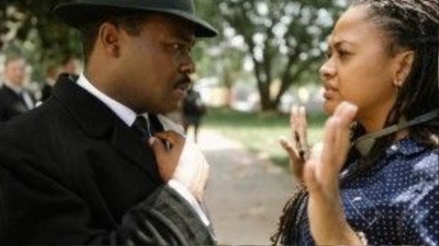 Selma do Ava DuVernay chỉ đạo, từng lọt vào hạng mục Phim truyện hay nhất của Oscar 2015 nhưng không thể mang về cho DuVernay đề cử đạo diễn.