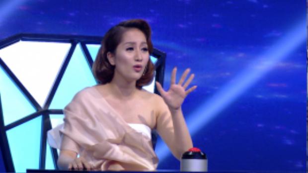 """Khánh Thi và câu nói """"Chí Anh không phải dạng vừa đâu""""."""
