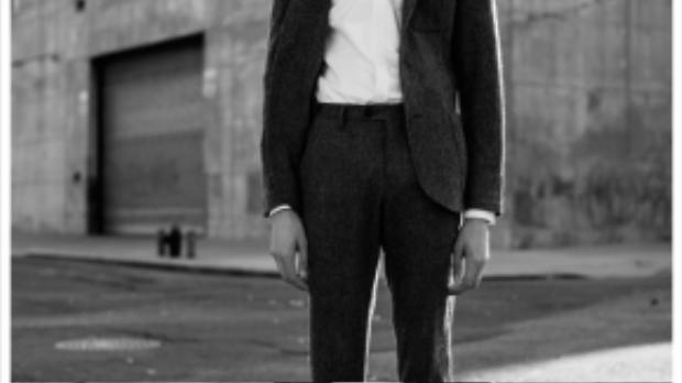 stylist Michael Baquerizo, cảm hứng cho nhiều tín đồ yêu thích street style lịch lãm.