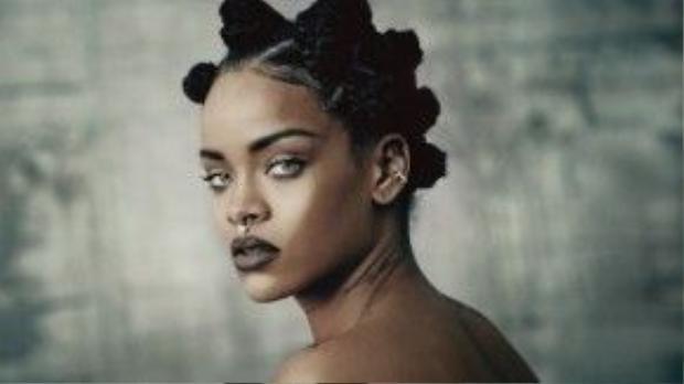 Tạo hình của Rihanna trong album thứ 8 - Anti đầy ma mị và bí ẩn khiến người hâm mộ phấn khích hơn bao giờ hết.