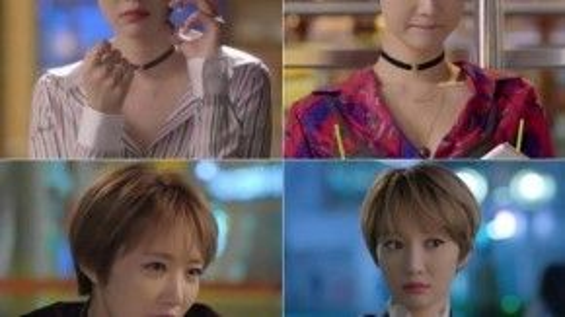 """Mái tóc pixie của Go Joon Hee trong """"She Was Pretty"""" vừa năng động, vừa tinh nghịch lại pha lẫn chút ngây thơ, ngộ nghĩnh khiến giới trẻ Hàn """"chạy theo"""" mỏi mệt. Bởi trước giờ, các cô gái xứ Hàn thường ưa chuộngstyletóc dài, đôi mắt to tròn, làn da căng mọng…"""