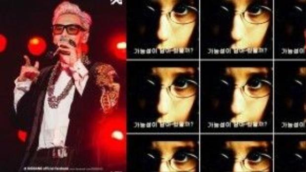 """Không chỉ """"dội bom"""" bài viết và trêu chọc người hâm mộ, T.O.P còn lắng nghe chia sẻ của fan."""