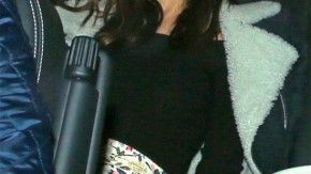 Sonia Ben Ammar không né tránh ống kính.