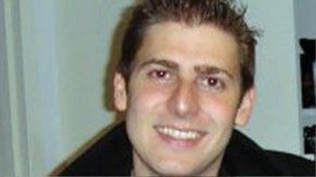 Eduardo Saverin, người từng là bạn thân của Mark.