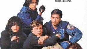 Poster The Breakfast Club.