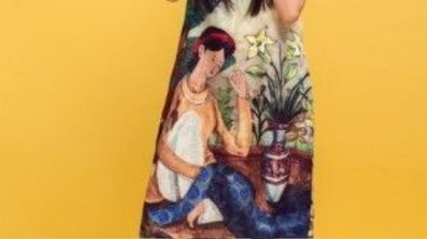 """Đảm nhận vai Phương Ly trong """"Beyond the top"""" chính là em gái của nữ ca sĩ nổi tiếng Phương Linh. Phương Ly xuất hiện với hình ảnh năng động, đáng yêu nhưng cũng rất láu cá."""