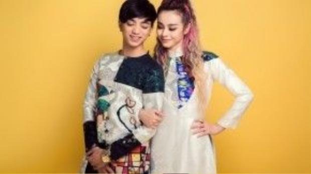 """Dù bận rộn với lịch trình riêng, Soobin, MLee và Phương Ly vẫn tranh thủ ghi lại những hình ảnh đặc sắc trong trang phục áo dài để chúc tết khán giả. Các tập tiếp theo của """"Beyond the Top"""" sẽ tiếp tục lên sóng trong thời gian tới."""
