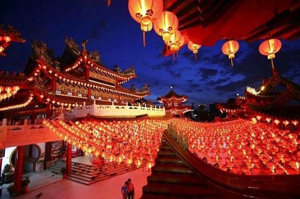 7 lễ hội mùa xuân châu Á nhộn nhịp không thua kém Tết Việt Nam