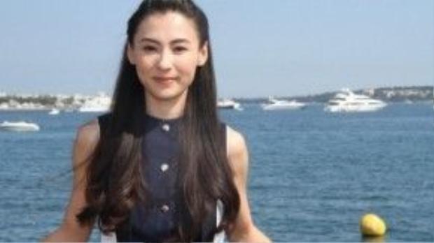Trương Bá Chi vẫn đắt show dù lận đận đường hôn nhân.