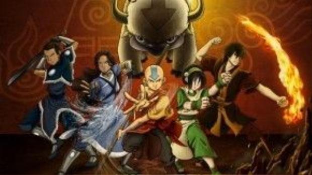 Cuộc phiêu lưu của Aang và những người bạn