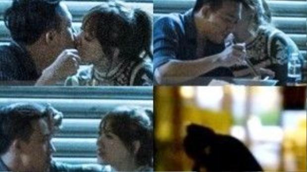 Những hình ảnh thân mật của Hari Won và Trấn Thành gây bão trong thời gian vừa qua