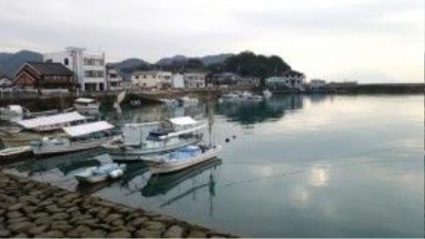 Bến cảng Tadanoumi.