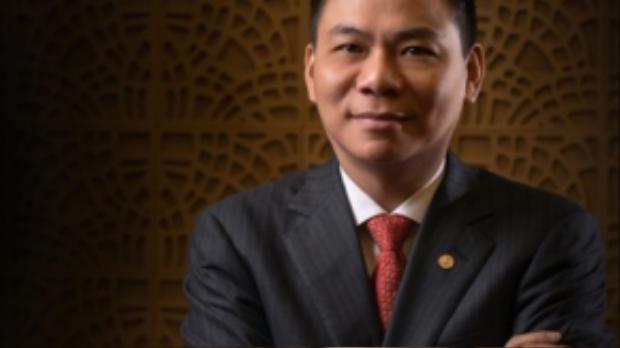 Ông Phạm Nhật Vượng - tỉ phú đô la đầu tiên của Việt Nam.