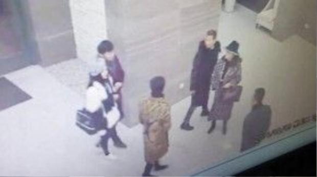 Phạm Băng Băng và Lý Thần bị đồn xuất hiện tại Yên Đài và đã đính hôn.