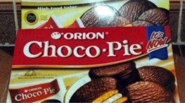 Sau Dasani, có lẽ Chocho Pie là loại bánh bị làm nhái nhiều không kém.