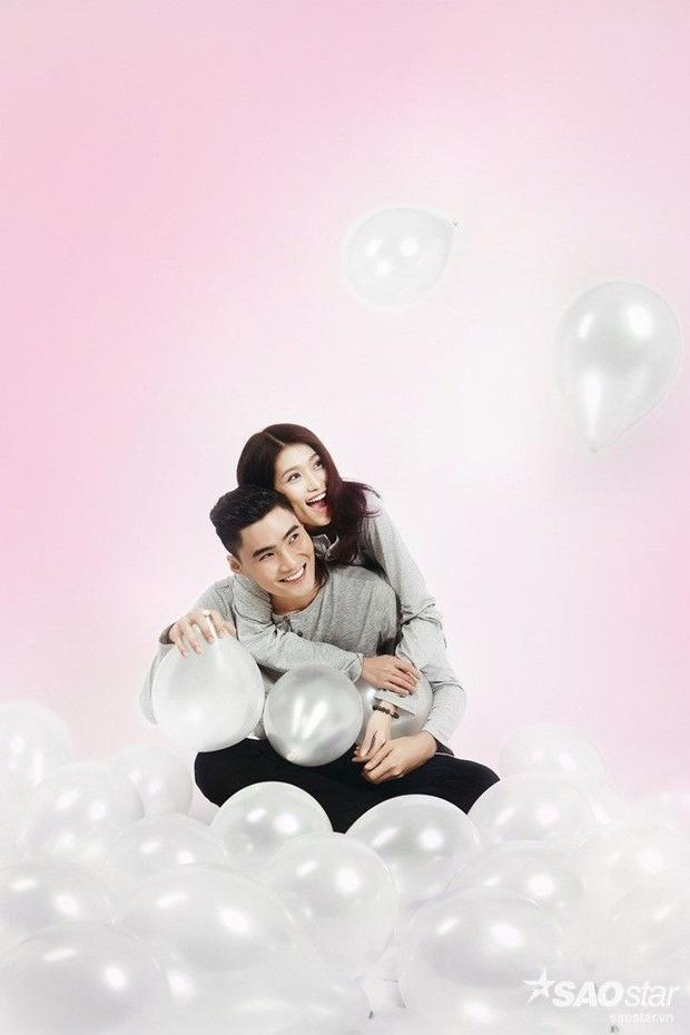 Quỳnh Châu  Quang Hùng cứa tim fan với bộ ảnh Valentine đầy ngọt ngào