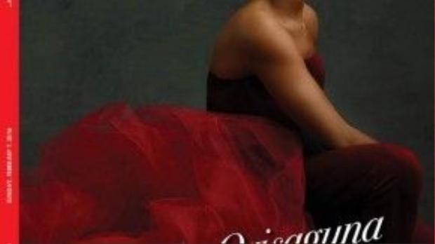Olajumoke đẹp hút hồn trên bìa tạp chí This Day Style.