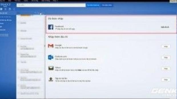 Việc đồng bộ Facebook với Yahoo có thể giúp kẻ xấu xác định email login-Facebook một cách dễ dàng.
